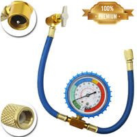 Enviro-Safe Can Tap R-134A to R-12/R-22 System 19-20