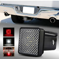 LED Run/Brake/Reverse Towing Hitch Cover Light for Class III 2