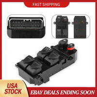 Electric Car Window Master Switch Fits Honda Civic 2006-2011 35750-SNA-A13 Parts