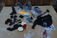 Lot GoPro Hero Accessories Head Mount Selfie Stick Clips Tripod Suction Cup