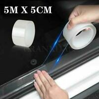 5M 4 Door Edge Scratch Clear Guards Trim Protector Film Scotchgard Car Truck Van