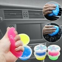Magic Soft Sticky Clean Glue Slime Dust Dirt Cleaner For Car Cleaning Supplies