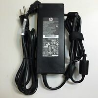 Genuine HP TouchSmart 320-1034 Desktop PC Series 180W AC Power Adapter Charger