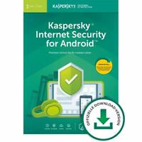 Kaspersky Internet Security for Android | 2 Geräte / Handy / Tablet / Mobile