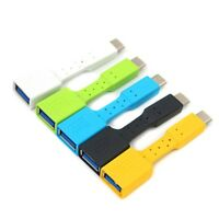 Micro USB B Male to USB 2.0 A Female OTG Adapter Converter Cable Android Tablet