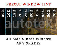 PreCut All Sides & Rear Window Film Any Tint Shade % for all Chevrolet Glass