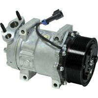 A/C Compressor Fits International Navistar Sanden #4347 OEM 3611894C91