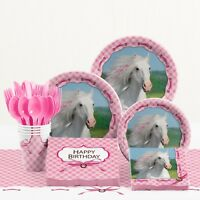 Heart My Horse Birthday Party Supplies Kit