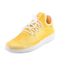 Adidas  Mens PW HU HOLI Tennis HU Pharrell Williams Yellow/White DA9617