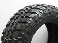 4 New LT265/70R17 Federal Couragia M/T Load Range E Tires 265 70 17 2657017