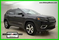 Jeep Cherokee Limited 2019 Limited New Turbo 2L I4 16V Automatic 4WD SUV