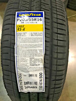 4 New 205 55 16 Goodyear Eagle RS-A Tires