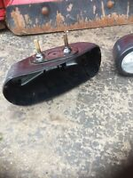 Boss Snow plow Right Hand Light Housing, Never Installed. Truck Was Salvaged