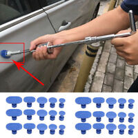 30* Car Body Pulling Tabs Dent Removal Paintless Repair Tools Glue Puller Tabs