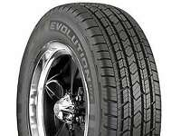 4 New 265/70R16 Cooper Evolution H/T Tires 265 70 16 2657016