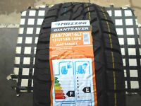 4 NEW TIRES 265 70 16 MAZZINI GIANTSAVER A/T PREMIUM ALL TERRAIN LT265/70R16 LRE