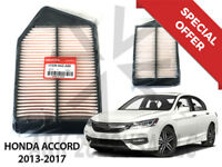 2013-2017 NEW OEM HONDA ACCORD AIR FILTER CLEANER 17220-5A2-A00 GENUINE 2.4L
