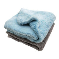 2PC Car Cleaning Cloth Double-sided Kitchen Thickening Absorbent No Static Tools