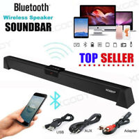XGODY TV Sound Bar Home Theater Wireless Bluetooth Soundbar with Optical Coaxial