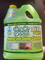 simple green house and siding cleaner (oxy solve pressure washer concentrate)