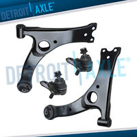 Left Right Front Lower Control Arm (Pair) for Toyota Corolla Matrix Pontiac Vibe
