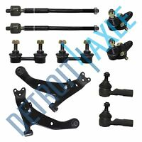 Brand NEW 10pc Complete Front Suspension Kit for Toyota Paseo & Tercel
