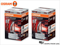 2x OSRAM D1S NIGHT BREAKER UNLIMITED 66140XNB-HCB HID XENON BULBS +70% Germany