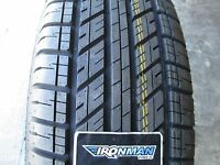 4 New 275/65R18 Ironman RB-SUV Tires 275 65 18 R18 2756518 65R OWL