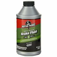 Motor Medic by Gunk M4011/12 DOT 5 Brake Fluid - 11 oz.