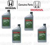 4 Quarts Pack GENUINE HONDA ATF CVT Automatic Transmission Fluid for Honda