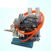 New 220V Desktop Pneumatic Flat Ribbon Cable Wire Stripping Peeling Machine