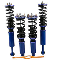 For Honda Accord 03-07 Acura 04-08 Coilovers Suspension Shocks Coil Over Kits