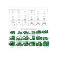 R134A 270PCS Green Car A/C System Air Conditioning O Ring Seals Assortment Kit