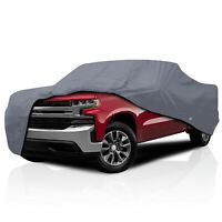 [CSC] Waterproof Full Truck Cover For Chevy Silverado 1500 2500 3500 [1998-2014]
