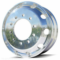 22.5 X 8.25 NORTHSTAR POLISHED (ALCOA CLASSIC STYLE) ALUMINUM FORGED WHEEL