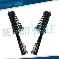 2 Rear Strut & Coil Spring for 1997 1998 1999 2000 2001 Toyota Camry 2.2L