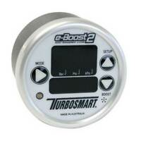 Turbosmart eBoost2 Controller 60mm White Silver