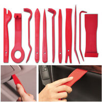 11x Car Trim Panel Audio Stereo Install & Removal Gap Cleaning Kit Open Pry Tool