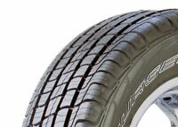 4 New 265/70R16 Mastercraft (By Cooper) Courser HSX Tour 112T OWL Tires
