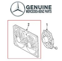 A/C Air Conditioning Condenser Fan Shroud Genuine for Mercedes R129 500SL SL500