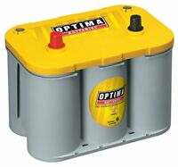 Optima Batteries 8012-021 D34 YellowTop Dual Purpose Battery 12 Volt 750 CCA