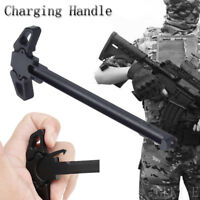 Premium Charging Handle Black AR Metal Ambidextrous AMBI Handle Tool Accessory 1