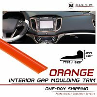 32Feets Auto Moulding Trim Strip Line Steering Wheel Air Conditioner Guard