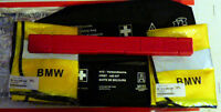 BMW OEM European Emergency Kit Bag With Warning Triangle Safety Vests First Aid