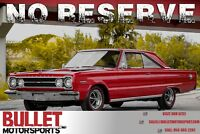 1967 Plymouth GTX - Video Inside! 1967 Plymouth GTX in Gorgeous Red, 440ci, Rust Free w/ Original Broadcast Sheet!