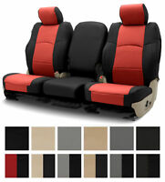 Leatherette Coverking Custom Seat Covers for Acura TL