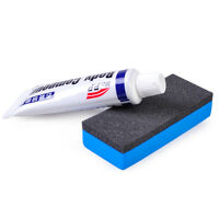 Car Scratching Paint Remover Care Useful Vehicle Body Compound Paste with Sponge