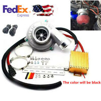 Electric Turbo Charger Supercharger Anti-Surge Compressor Universal 2.0T Car