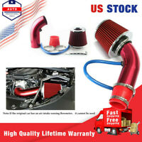 Aluminum Alloy Car Air Intake Kit Pipe Diameter 3