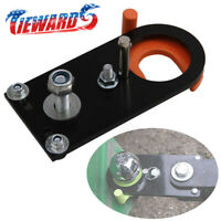 Lawn and Garden Pintle Hitch With Hardware